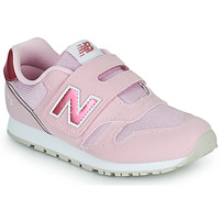 Scarpe Bambina Sneakers basse New Balance 373 Rosa