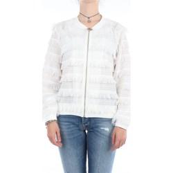 Abbigliamento Donna Giubbotti Love Moschino WH772-00-T107A Corte Donna Optical white Optical white
