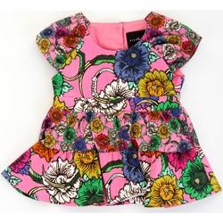 Abbigliamento Bambina Abiti corti John Richmond RIP21030VE Rosa