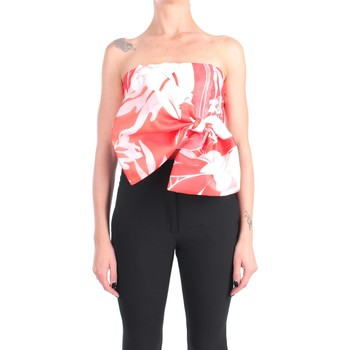 Abbigliamento Donna Top / T-shirt senza maniche Hanita H.M2253.3077 Spalle Scoperte Donna Ribes Ribes