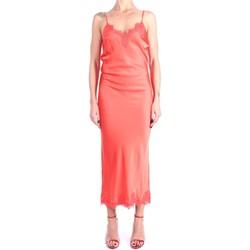 Abbigliamento Donna Abiti lunghi Pink Memories 11002 Lunghi Donna Arancio Arancio
