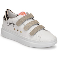 Scarpe Donna Sneakers basse Semerdjian BARRY Bianco / Oro