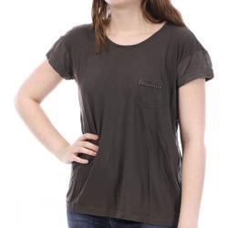 Abbigliamento Donna T-shirt maniche corte Sun Valley SV-AKRON Marrone