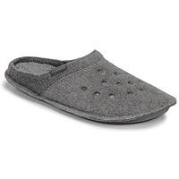 Scarpe Pantofole Crocs CLASSIC SLIPPER Grigio