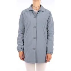 Abbigliamento Donna Parka Museum VICKY-NY910 Impermeabile Donna Blu jeans Blu jeans