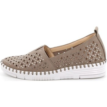 Scarpe Donna Sneakers basse Grunland - Slip on  taupe SC5137 T TAUPE