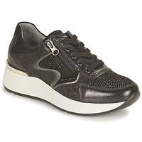 Scarpe Donna Sneakers basse NeroGiardini CHOU Nero