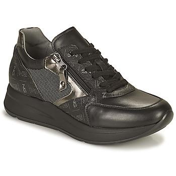 Scarpe Donna Sneakers basse NeroGiardini GIROMONO Nero