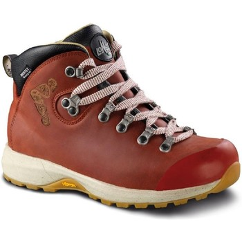 Scarpe Donna Sneakers Lomer Scarponcini  CHAMONIX TATTOO MTX SCARLET Donna Rosso Rosso