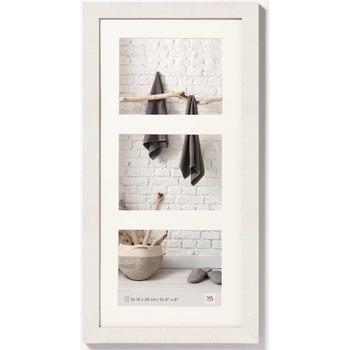 Casa cornici foto Walther Design Cornice per Foto Home 3x15x20 cm Bianco Polare Bianco