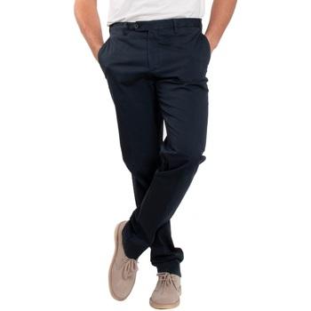 Abbigliamento Uomo Chino Lardini EL56088-850C Blu