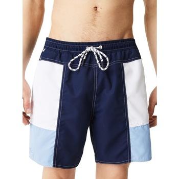 Abbigliamento Uomo Costume / Bermuda da spiaggia Lacoste MH9400-F6P Blu