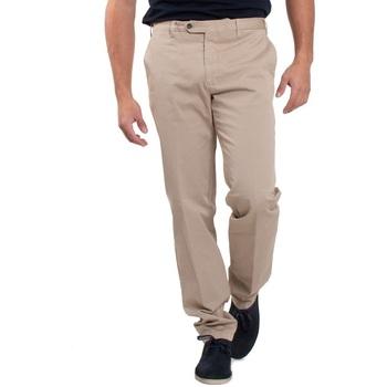 Abbigliamento Uomo Chino Lardini EL56088-200C Bianco