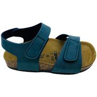 Scarpe Bambino Sandali Gold Star 8845 STARTEK NOTTE Blu