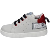 Scarpe Bambino Sneakers basse Balducci MSPO3200 BIANCO SPORCO