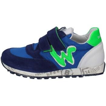 Scarpe Bambino Sneakers basse Balducci BFEEL1600 BLU