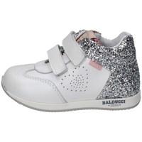 Scarpe Bambina Sneakers basse Balducci CSPO3905 BIANCO