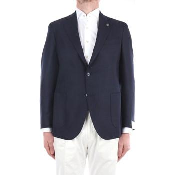 Abbigliamento Uomo Giacche / Blazer Lubiam 12579-2151 Blazer Uomo Blu Blu