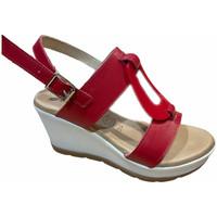 Scarpe Donna Sandali Susimoda SUSI2021ros rosso