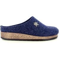 Scarpe Donna Pantofole Florance C55020 BLU