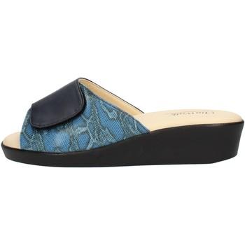 Scarpe Donna Ciabatte Clia Walk COMFORT310 Blu