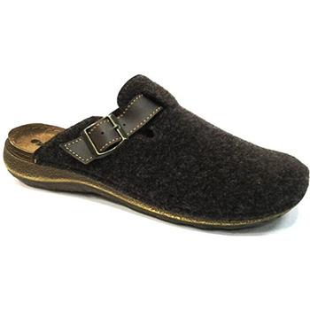Scarpe Uomo Pantofole Inblu ATRMPN-26601 Marrone