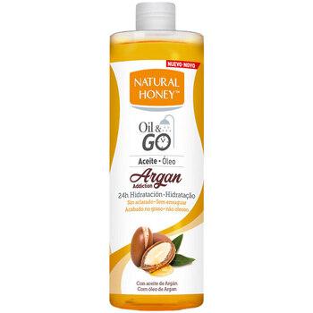 Bellezza Idratanti & nutrienti Natural Honey Elixir  De Argan Oil & Go Aceite Corporal  300 ml