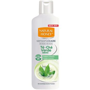 Bellezza Corpo e Bagno Natural Honey Té Verde Gel De Ducha  650 ml