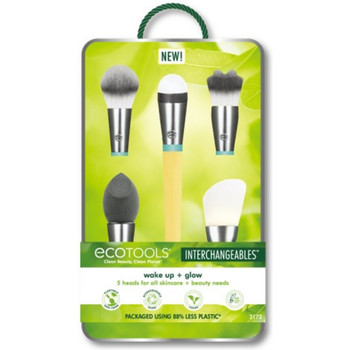 Bellezza Donna Pennelli Ecotools Wake Up And Glow Lote 6 Pz