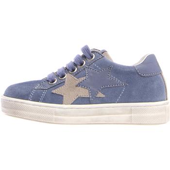 Scarpe Unisex bambino Sneakers basse Naturino 2013589 01 Blu