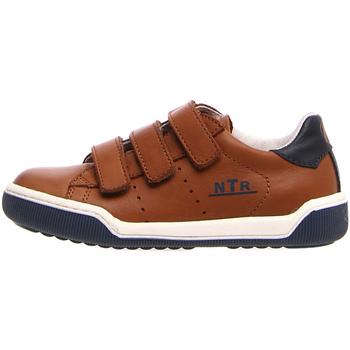 Scarpe Unisex bambino Sneakers basse Naturino 2014896 01 Marrone