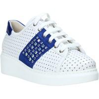 Scarpe Donna Sneakers basse Melluso HR20704 Bianco
