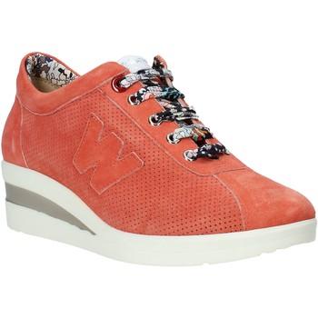 Scarpe Donna Sneakers basse Melluso HR20110 Arancio