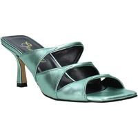 Scarpe Donna Sandali Grace Shoes 395R005 Verde