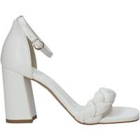 Scarpe Donna Sandali Grace Shoes 6293A035 Bianco