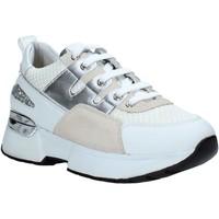 Scarpe Donna Sneakers basse Keys K-4400 Bianco