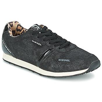 Scarpe Donna Sneakers basse Diesel METAL Nero