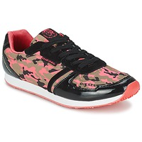 Scarpe Donna Sneakers basse Diesel CAMOUFLAGE Camouflage