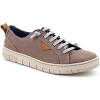 Scarpe Uomo Sneakers basse Grunland SC5190 Marrone