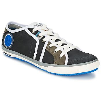 Scarpe Uomo Sneakers basse Diesel Basket Diesel Nero