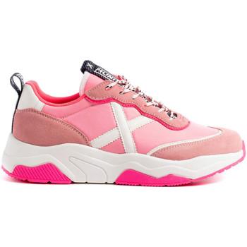 Scarpe Donna Sneakers basse Munich 8770051 Rosa