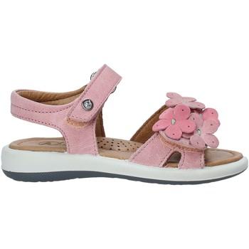 Scarpe Bambina Sandali Naturino 502555 03 Rosa