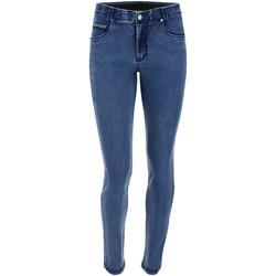 Abbigliamento Donna Jeans skynny Freddy BLACK1RS101 Blu