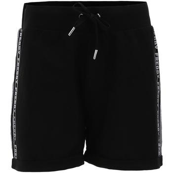 Abbigliamento Donna Shorts / Bermuda Freddy S1WCLP3 Nero