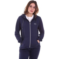 Abbigliamento Donna Felpe Key Up 5F741 0001 Blu