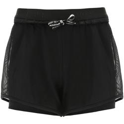 Abbigliamento Donna Shorts / Bermuda Freddy S1WTBP7 Nero