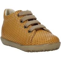 Scarpe Unisex bambino Sneakers alte Falcotto 2014581 02 Giallo