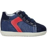 Scarpe Unisex bambino Sneakers alte Falcotto 2014597 04 Blu