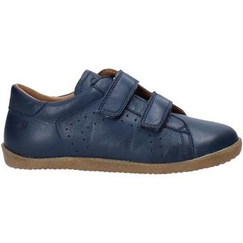 Scarpe Unisex bambino Sneakers basse Naturino 2013519 01 Blu