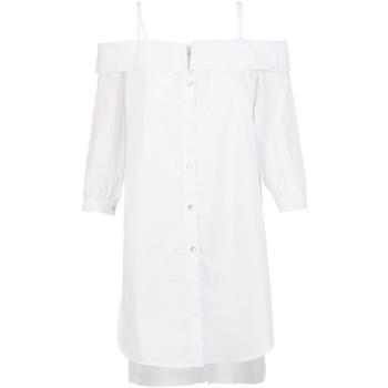Abbigliamento Donna Camicie Café Noir JC6260 Bianco